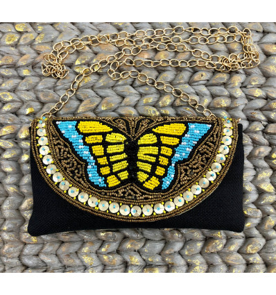 Cartera Sitara Butterfly