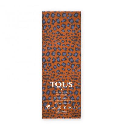 Foulard Tous Bridgy leo naranja